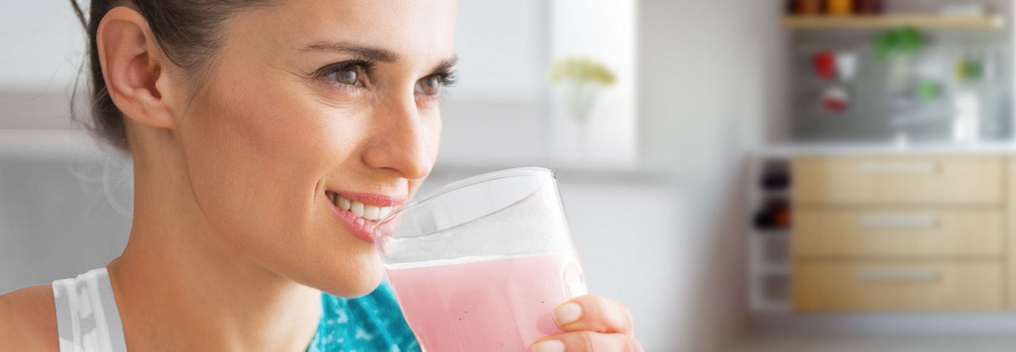 Women enjoying Diet Now's meal replacement shake